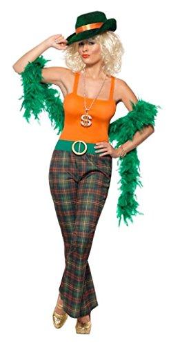 Smiffy's - Disco-Lady-Kostüm für Damen - ()