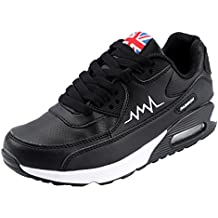 Kivors Femme Basket Mode Chaussure de Sport Course Fitness Sport Basses Sneakers Chaussure Air Taille 36