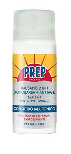 Prep Trattamento Dopobarba con Acido Ialuronico - 80 ml