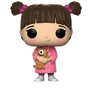 FunKo Disney Monsters Inc Boo POP Vinilo multicolor 29392