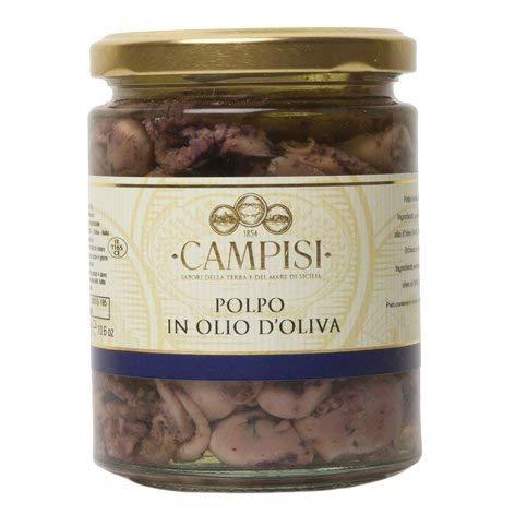 TIPILIANO   Octopus in Olivenöl   220 gr. (Thunfisch-oliven-öl)