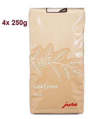 4x 250g Jura Espresso Café Creme, Bohne 68016