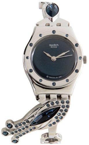 Swatch-Womens-Wrist-Watch-Elegantina-Yss220G-with-Stainless-Steel-Bracelet-Strap