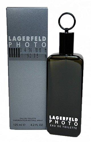 Lagerfeld Photo Eau De Toilette Spray 125ml/4.2oz - Parfum Herren