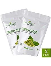 Neuherbs Organic Green Coffee Beans Powder for Weight Loss 200g