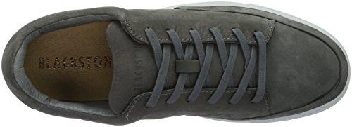 Blackstone Km01, Baskets Basses Homme Grau (Graphite)