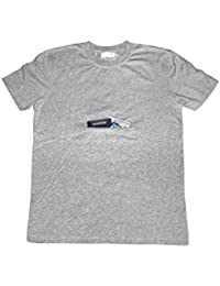 Clever Travel Companion Crew Neck T-Shirt with Secret Pocket