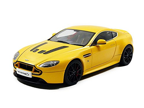 AUTOart- Miniature Voiture de Collection, 70252, Jaune