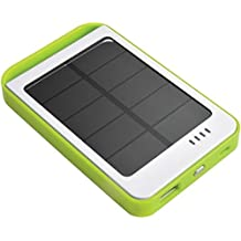 Cobra CPP100SPE Compact Solar USB Power Pack 6000mAh