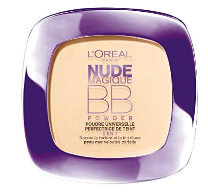 L'Oréal NUDE Magique BB Powder, Dark Skin