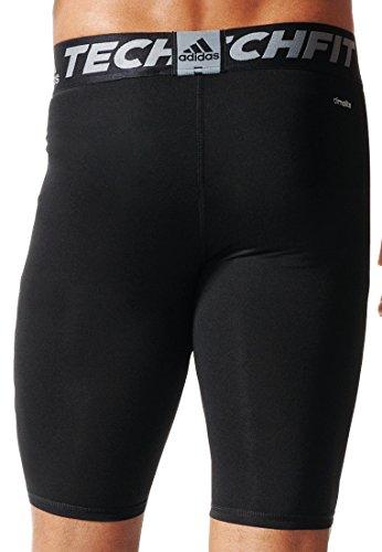 adidas TF BASE ST - Leggings courtes pour Homme, Bleu noir