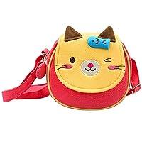 Cosyres Cute Little Girls Handbag Toddlers Children Shoulder Bag Cat