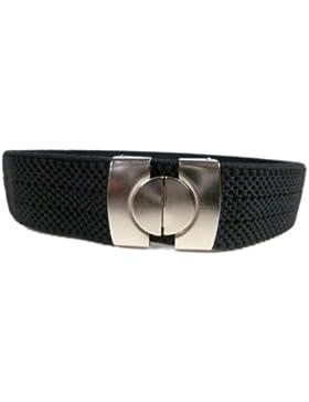 Cinturón Elástico para los Niños 1-6 Años, Fácil Clip Diseño