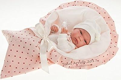 BABY TONETA ARRULLO ROSA 33Cm