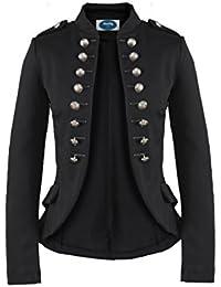 4tuality AO Massimo Damen Military Blazer Slim fit Gr. S - XXL
