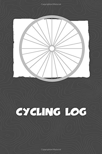 Cycling Log: Colorado Cycling Log for tracking and monitoring your workouts and progress towards your bicycling goals. A great fitness resource for ... Bicyclists will love this way to track goals! por KwG Creates