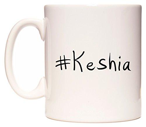 WeDoMugs #Keshia boccale