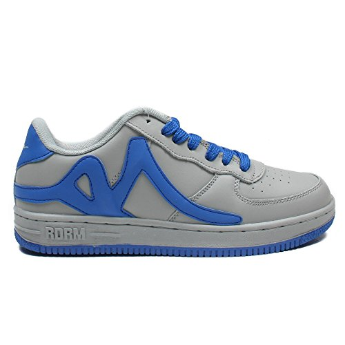 Redrum fORZA lOW baskets, chaussures unisexe - Forza Low - Grey/Blue