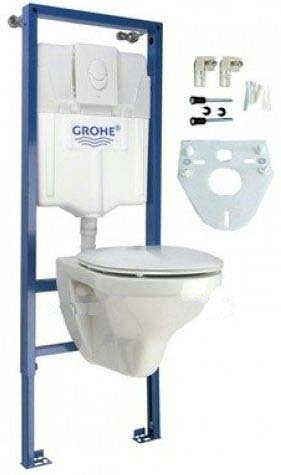 Grohe WC-Anlage Set