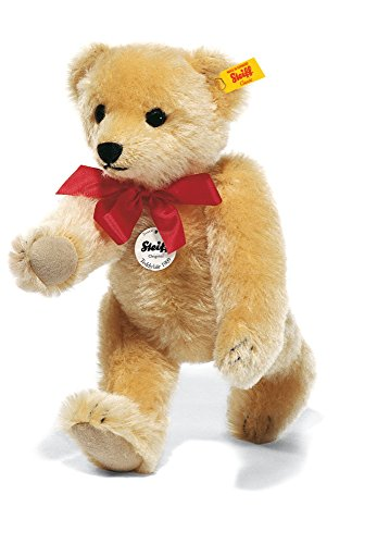 Steiff-35cm-Classic-1909-Jointed-Teddy-Bear-with-Growler-Blond