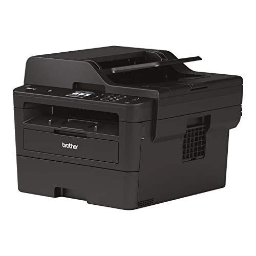 Brother MFCL2750DWRF1 Monochrom-Laserdrucker, 34 Seiten/Minute, Schwarz