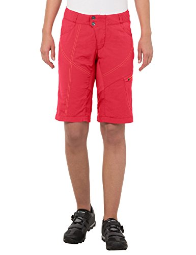 Vaude Damen Hose Tamaro Shorts, Flame/Apricot, 42, 05487