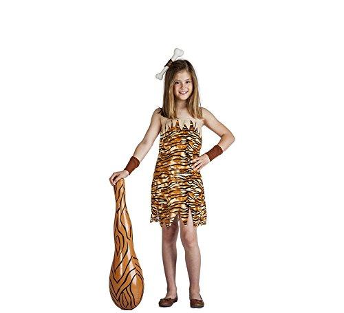 Imagen de disfraz de troglodita para niña