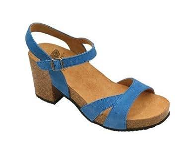 SCHOLL S.A - Sandale Arambe Bleu Royal Taille 35 Scholl - 8034113597104