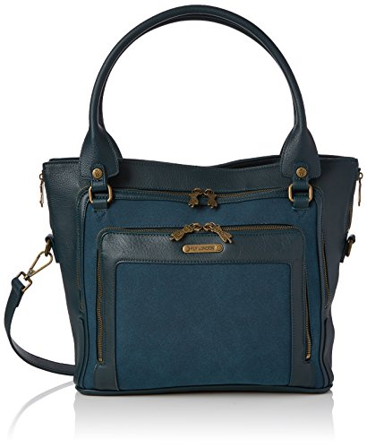 Fly London Womens Jace583fly Top-Handle Bag Green (Dk. Green)