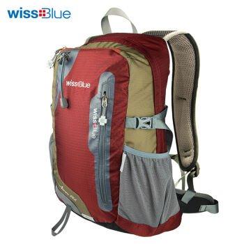 Outdoor-Rucksack Wanderrucksack Tasche Rucksack 28L wasserdicht Reisen Blue