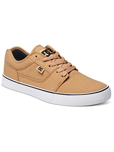 DC Shoes Tonik Tx, Baskets Basses Homme Beige