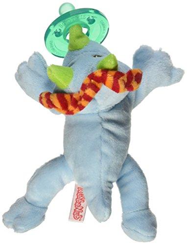 Mary Meyer Wubbanub Schnuller Okey (Spiel) Dokey Dino Plüsch Spielzeug Dinosaurier Spielzeug Greifen