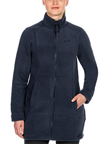 Jack Wolfskin Damen 3-in-1 Mantel Ottawa Coat Night Blue HW17