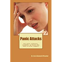 Panic Attacks: a resource for panic sufferers or students