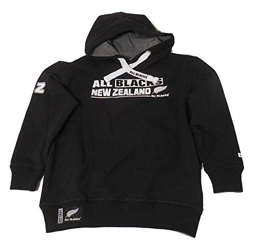 All Blacks Hoodie AB NEW ZEALAND Zwart - 128