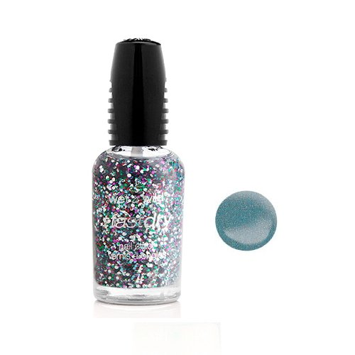 (3 Pack) WET N WILD Fastdry Nail Color - Blue Wants To Be A Millionaire (DC)