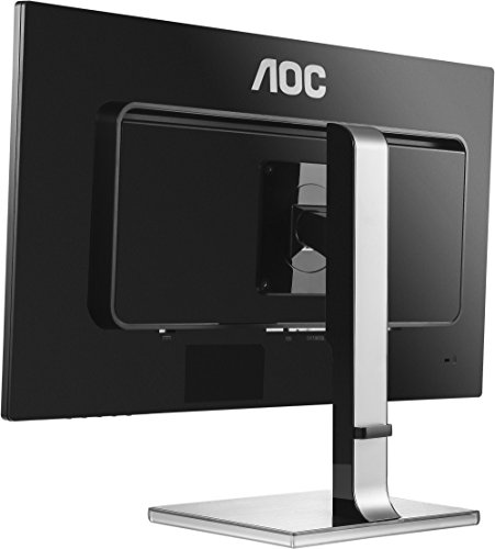 AOC 32 inch QHD 2560 x 1440 AMVA Monitor, Height Adjust, Display Port, HDMI, DVI, VGA, Speakers, Vesa Q3277PQU