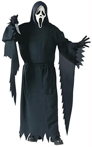 Scream Ghost Face Collectors Edition Costume Adult Plus Size
