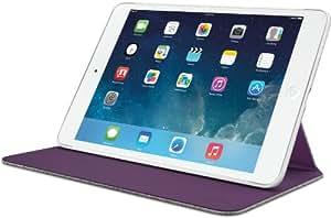 Logitech Hinge Schutzhülle mit Ständer für Apple iPad Mini / Retina display grau