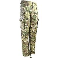 Kombat UK ntilde;os de pantalones, diseño de camuflaje, Infantil, Pantalones, Combat, British Terrain Pattern