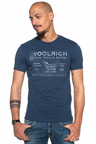 woolrich-t-shirt-manica-corta-da-uomo-blu-m