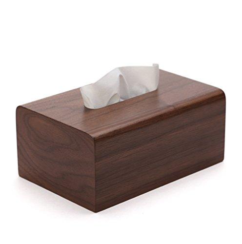 Fesselnd Gao E Xiao Pu Massivholz Tissue Box Wohnzimmer Tisch Serviette Box Nussbaum  Holzkiste Haushalt Holz Papier