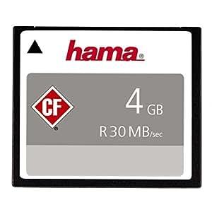 Hama HighSpeed Pro CompactFlash 4GB 200X
