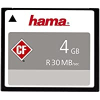 Hama HighSpeed Pro CompactFlash 4GB 200X