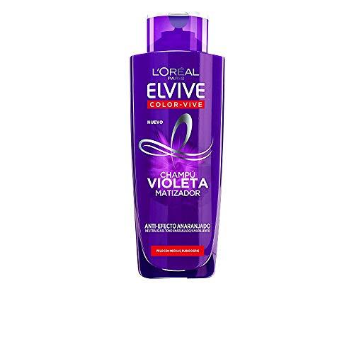ELVIVE COLOR-VIVE VIOLETA champú matizador 200 ml