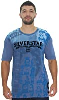 Silver Star Everlasting Light Men's Premium Crew Neck T-Shirt