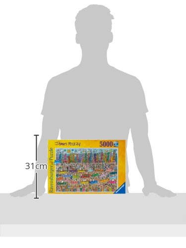Ravensburger-17427-James-Rizzi-5000-Teile-Puzzle