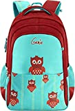 Genie 36 Ltrs Red Casual Backpack (POP)