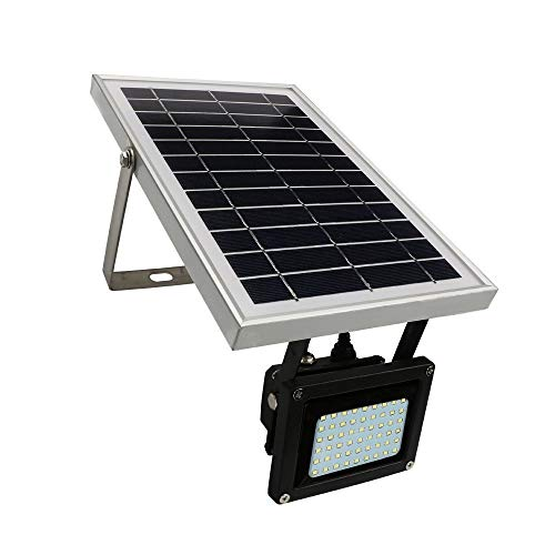 Solar Flutlicht; 54 Outdoor Sicherheit Licht, Solar LED Flood Landschaft Lampe für Rasen, Garten, Road, Hotel, Pool Teich, etc..
