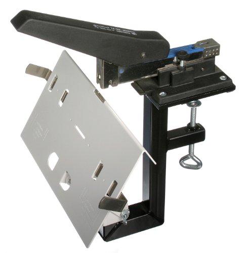 Get Skrebba SK-Ring 208 Heavy Duty Stapler 50 Sheet Capacity Pad/Saddle Stapler on Amazon